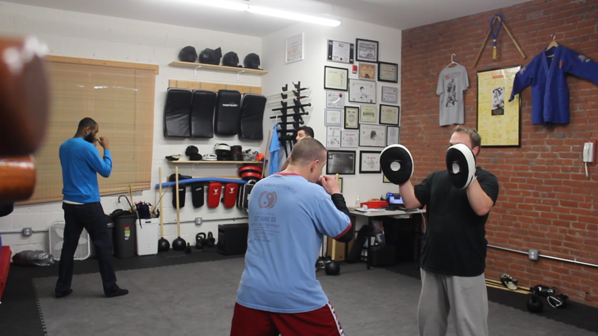 Philly Knife Defense Eskrima JKD Philadelphia